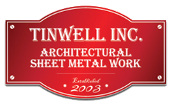 Tinwell Sheet Metal Logo